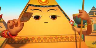 Домики - 21 серия. Пирамида