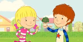 Дейзи и Олли - 51 серия. Почему всё так медленно растёт?