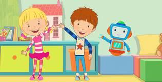Дейзи и Олли. Детские песни - 20 серия. Разные формы