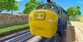 Чаггингтон: Весёлые паровозики - 2 серия. Точно по расписанию