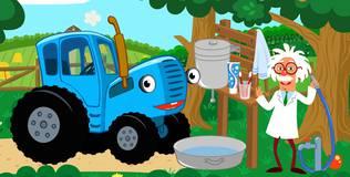 Синий трактор - 25 серия. Зубки