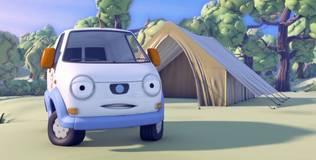 Олли: весёлый грузовичок - 19 серия. Не о чём не беспокойся