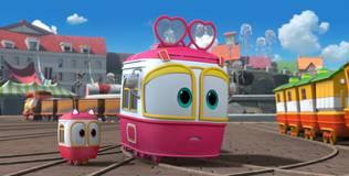 Роботы-поезда - 15 серия. Вперёд, роботы-поезда!