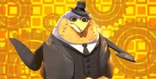 Пингвины-шпионы - 26 серия. Поющие за рулём