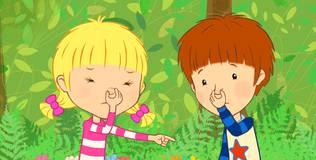 Дейзи и Олли - 15 серия. Почему некоторые запахи неприятные?