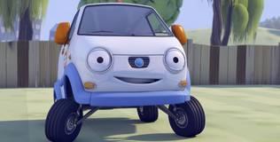 Олли: весёлый грузовичок - 44 серия. Олли-изобретатель
