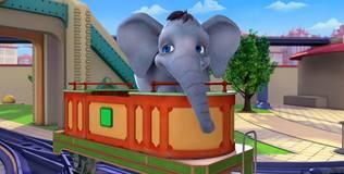 Чаггингтон: Весёлые паровозики - 22 серия. Брюстер и слон