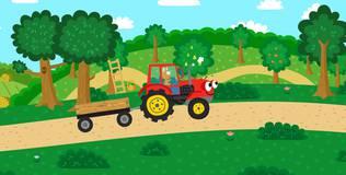 Котэ ТВ - 31 серия. Едет трактор