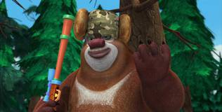 Медведи соседи - 45 серия. Слабительное или конфеты?