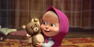 Маша и медведь: Песенки для малышей - 9 серия. Мишенька