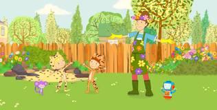 Дейзи и Олли - 8 серия. Зачем животным пятна и полоски?