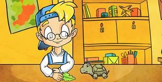 Профессор Почемушкин - Сколько живут черепахи?