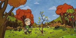 Профессор Почемушкин - Почему листья желтеют?
