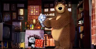 Маша и Медведь - 89 серия. День хороших манер