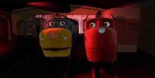 Чаггингтон: Весёлые паровозики - 11 серия. Пожарная безопасность