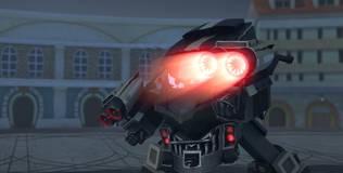 Роботы-поезда - 18 серия. Держись, Кей!