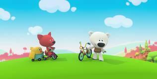 Ми-ми-мишки - 49 серия. Мой друг — велосипед