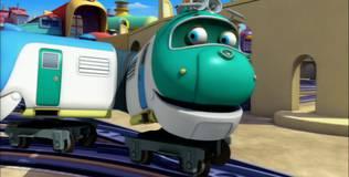 Чаггингтон: Весёлые паровозики - 42 серия. Быстрее ветра