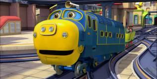 Чаггингтон: Весёлые паровозики - 33 серия. Покажи и расскажи