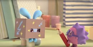Малышарики - Серия 57. Робот
