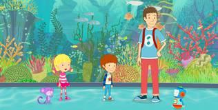 Дейзи и Олли - 46 серия. Почему мы не можем жить под водой?