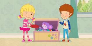Дейзи и Олли. Детские песни - 9 серия. Разные цвета
