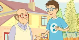 Дейзи и Олли - 41 серия. Почему в твоих очках плохо видно?