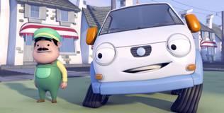 Олли: весёлый грузовичок - 37 серия. Олли-детектив