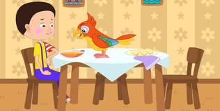 Кукутики - 18 серия. Мама-попугай