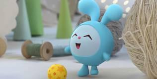 Малышарики - 88 серия. Мячик