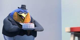 Пингвины-шпионы - 24 серия. Большой Босс против