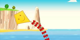 Пип и Альба. Приключения в Солёной бухте - 6 серия. Воздушный змей