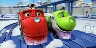 Чаггингтон: Весёлые паровозики - 44 серия. Как накормить животных?
