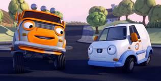 Олли: весёлый грузовичок - 59 серия. Отдых для Олли