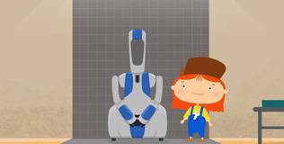 Доктор Машинкова - 25 серия. Робот-помощник