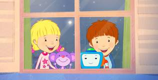 Дейзи и Олли. Детские песни - 5 серия. Ярче звездочка сияй