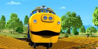 Чаггингтон: Весёлые паровозики - 2 серия. Спасение из провала