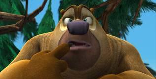 Медведи соседи - 83 серия. Кто сидит в носилках?