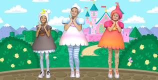 Принцессы - 1 серия. Папина дочка