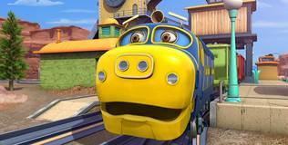 Чаггингтон: Весёлые паровозики - 8 серия. Способный ученик