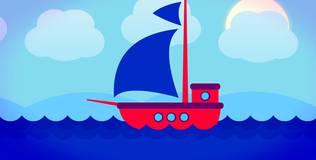 Умная луковка - 13 серия. Учим цвета — синий