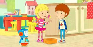 Дейзи и Олли - 49 серия. Что такое капсула времени?