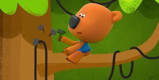 Ми-ми-мишки - 8 серия. Как лечить деревья