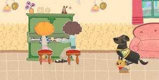 Клео — забавный щенок - 11 серия. Метафоры