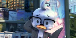 Пингвины-шпионы - 10 серия. Прицельтесь