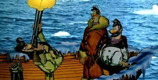 Приключения капитана Врунгеля - 9 серия