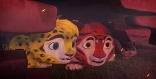 Лео и Тиг - 6 серия. Красный олень