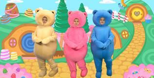 Три медведя - 1 серия. Считалочка