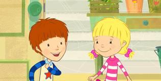 Дейзи и Олли - 11 серия. Как выглядели динозавры?