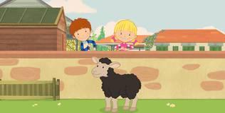 Дейзи и Олли. Детские песни - 8 серия. Овечка